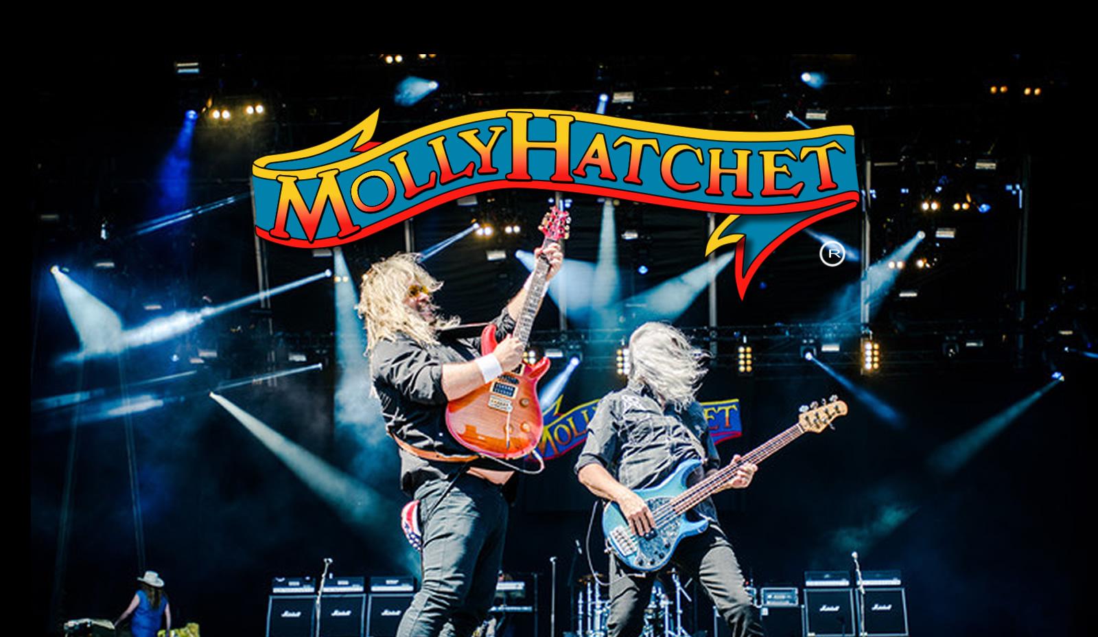 Molly Hatchet - Live